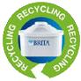 logo recyclage cartouche brita